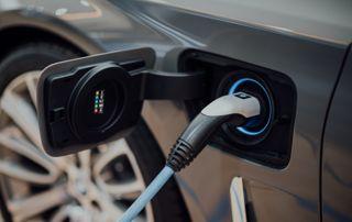 photo d'une voiture électrique