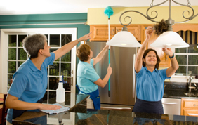 Home help: cleaning ladies you can trust!