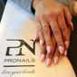fresh nails pink