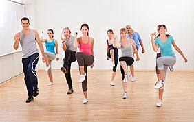 cours collectif de fitness à bruxelles