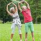 stretching et étirements pour personnes âgées