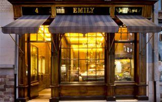 restaurant gastronomique Villa Emily