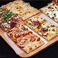 présentoir à pizzas