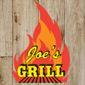 logo joe's grill