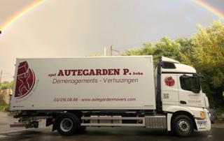 Déménagement Autegarden