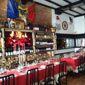 Salle de restaurant roumain