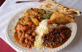 Cuisine indienne à Bruxelles