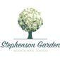 Logo maison repos Stephenson Garden arbre
