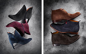 Bottines : magasin de chaussure
