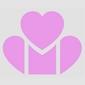 Les meubles du coeur Logo