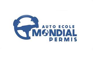 Mondial Permis Logo