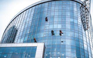 Une réduction exceptionnelle sur le lavage de vitres à Bruxelles