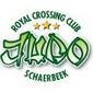 Royal crossing club judo Logo