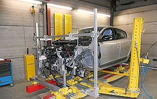 Carrosserie garage réparation de voiture