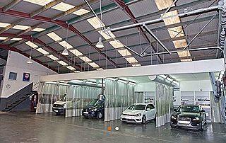 garage automobile carrosserie