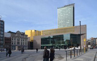 Centre commercial Charleroi