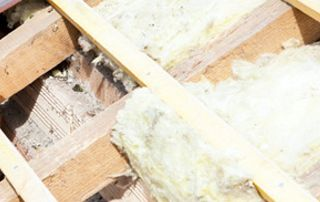 isolation de toiture avec laine de roche
