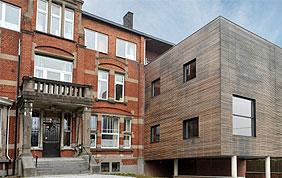 Accueil résidence seniors Charleroi