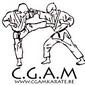 CGAM Karaté Logo
