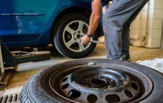 pneus garage