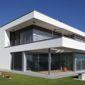 Maison haut de gamme châssis pvc baies vitrées
