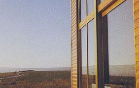 châssis modernes en bois