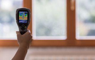 appareil qui mesure les pertes de chaleur