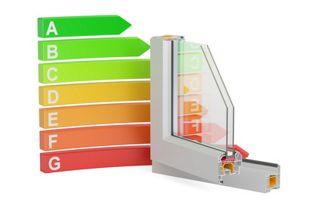 Performance thermique châssis fenêtres
