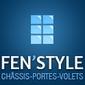 Logo Fen'Style, châssis en PVC à Mons