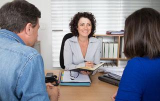 entretien avec conseiller crédit