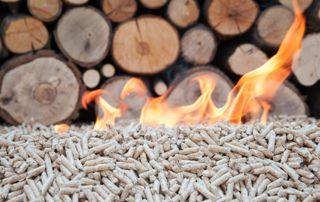 Pellets et bois pour chauffage