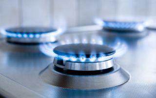 gaz de cuisine