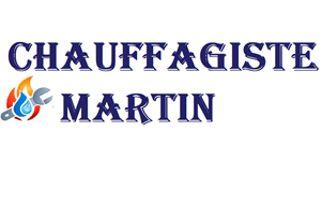 Logo Chauffagiste Martin