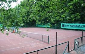 Namur: Club de tennis
