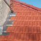 réfection toit en tuiles oranges