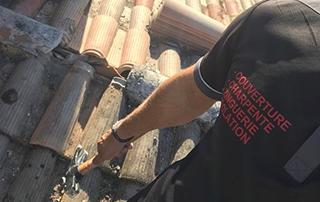 réparation de toit