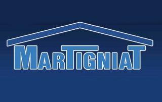 logo Martigniat couvreur