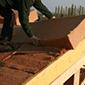pose isolant toiture