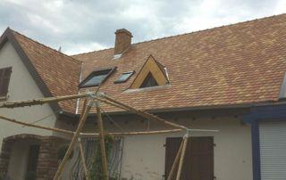remise à neuf toiture en tuiles romanes
