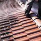 Nettoyage de toiture en tuiles