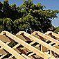 charpente en bois nouvelle construction