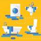 Logo Régimont Alex débordement débouchage sanitaires