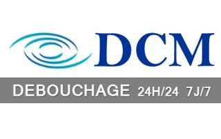 Logo DCM Débouchage