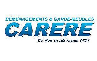 Logo Déménagement Carere