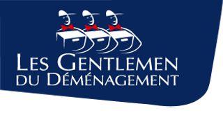 logo Gentlemen du déménagement