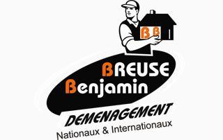 Logo déménagement Breuse