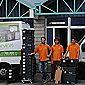 équipe de déménageurs à Nantes