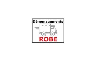 Logo déménagements Robes