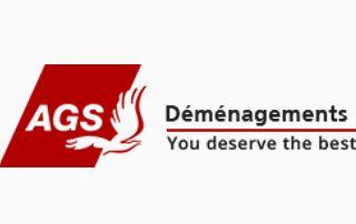 Logo AGS Déménagements