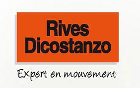 Logo société Rives Discostanzo